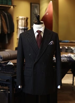 bespoke suit steed savile row london